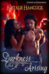 Darkness Arising (book cover)