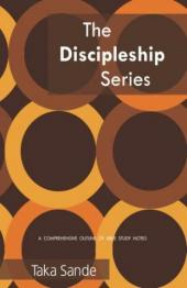 The Discipleship Series (book image did not load)