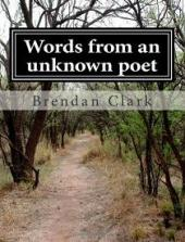 Words from an Unknown Poet (book cover)